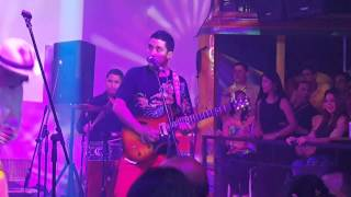 "De Oro ""Familia André""  Charles Angulo (lead electric guitar)"