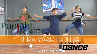 yaar bolda song dance 2019 || yaar bolda bhangra 2019 best dance Choreography by Hani saini |Punjabi