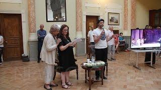 Николай Цискаридзе встретился с поклонниками в Тбилиси