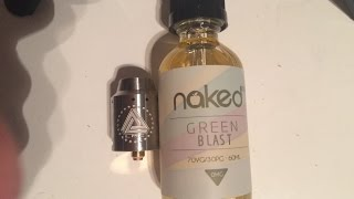 Naked Green Blast (60ml) КЛОН