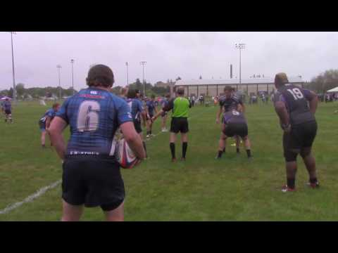UW Stout VS. UW Whitewater Rugby