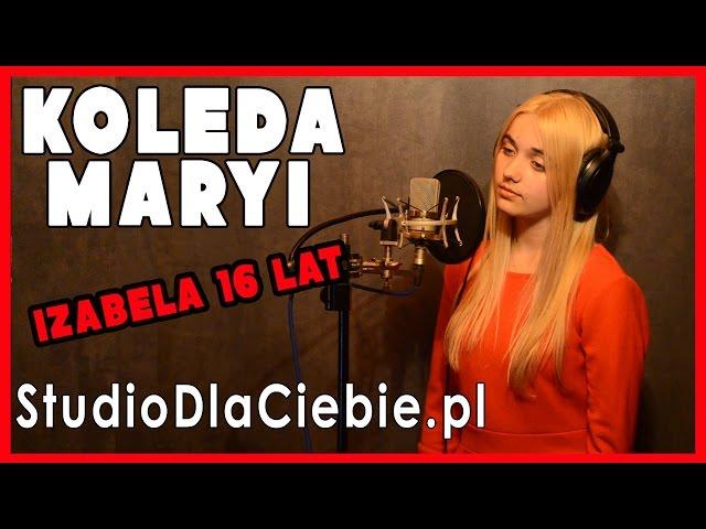 Kolęda Maryi - Teresa Haremza (cover by Izabela Sacha)