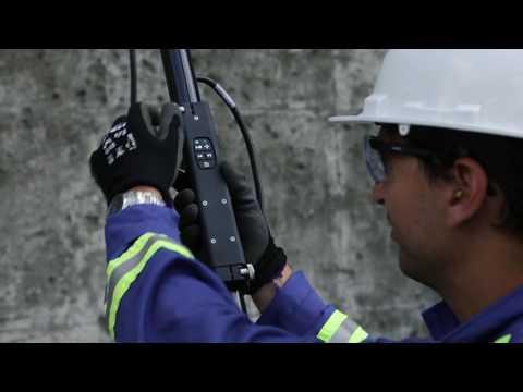 видео: Телескопическая штанга для дефектоскопа eddyfi lyft