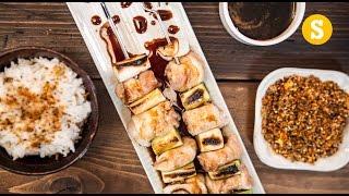 Yakitori (Sticky Chicken Skewer) Recipe - SORTED Eats Japan