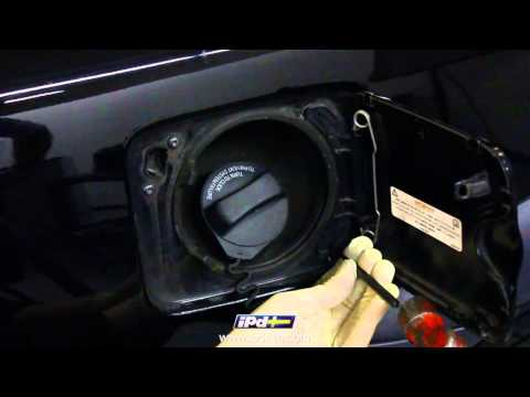 ipd Volvo – Fuel Door Hinge Repair