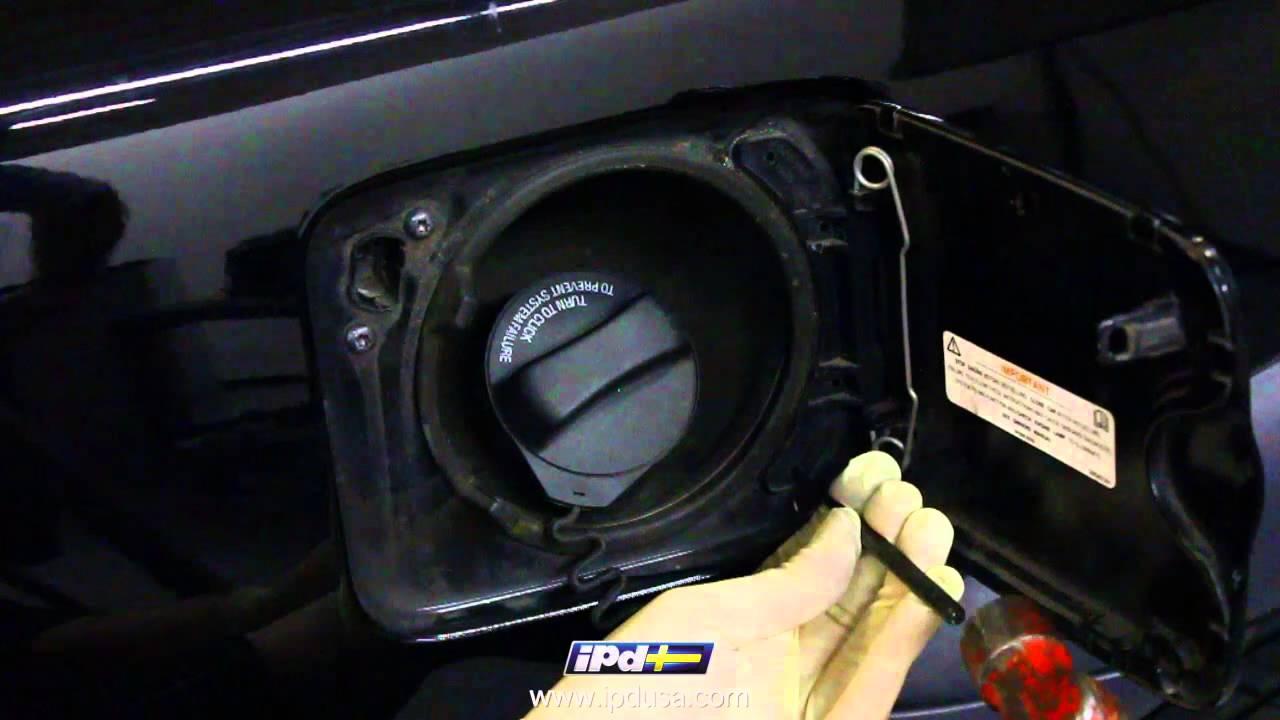 Ipd Volvo Fuel Door Hinge Repair Youtube