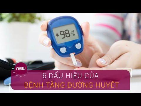 Tăng đường huyết: 6 dấu hiệu dễ nhận biết   VTC Now