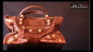 Les sacs de luxe de l'hiver 2009-2010 avec Jalou Gallery