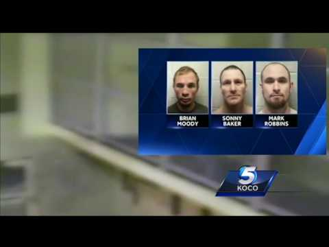 Video Shows How Inmates Escaped From Lincoln County Jail