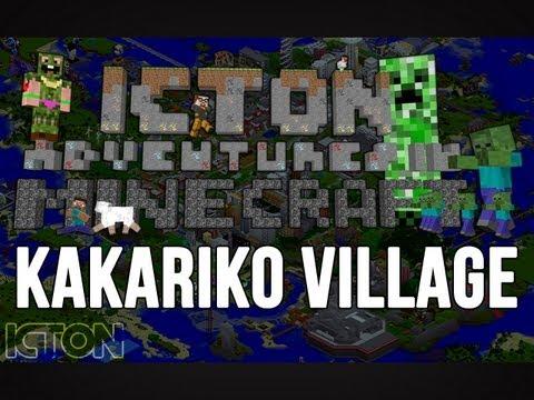 ICTON Adventures in Minecraft - Kakariko Village