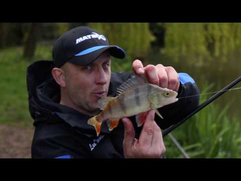 *** Coarse & Match Fishing  TV *** The Practice - Les Thompson at Docklow Pools