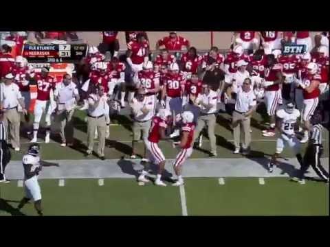 Jordan Westerkamp Behind-the-Back Catch (Full Video)