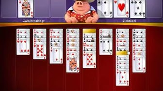 Freecell / Free Cell online spielen - m2p-Games 40.675