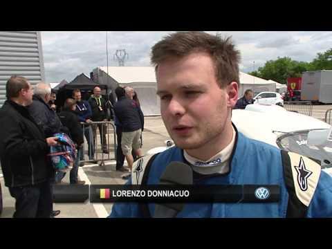 VW Funcup 2014 Round 2 Dijon - Nederlands