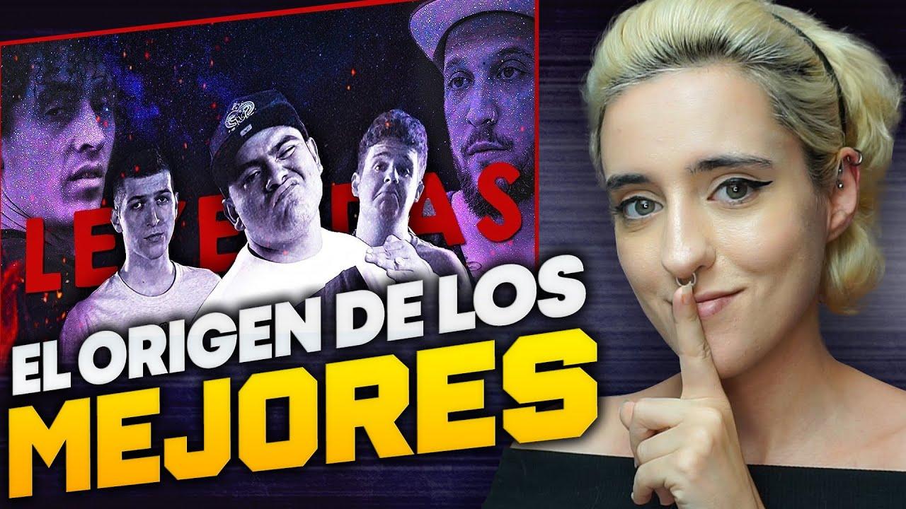 ¿Cómo se convirtieron en LOS MEJORES? 😮 EL ORIGEN DETRAS DE LAS LEYENDAS - El humor del free