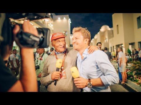 BEHIND THE SCENES RACE DAY F1 ABU DHABI | NICO ROSBERG | VLOG