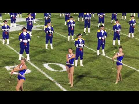 Anthony Wayne Marching Generals 2017