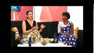 ADUNNI ADE ON MILIKI EXPRESS WITH AYINKE  TOYIN