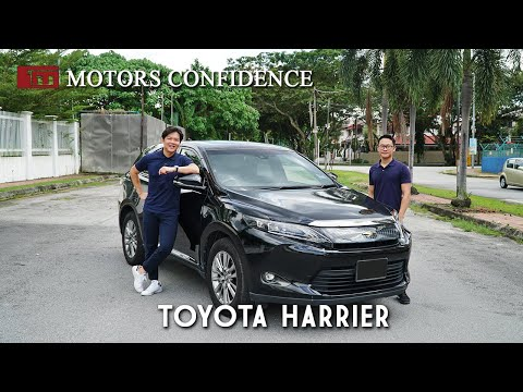 Can You Daily Drive A Toyota Harrier?
