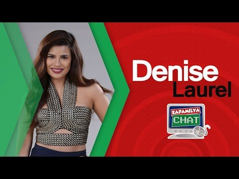 Kapamilya Chat with Denise Laurel for Ipaglaban Mo