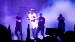 Chris Brown Verizon Center