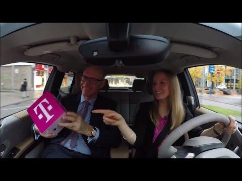 Social Media Post: IT Gipfel 2016 Saarbrücken – Tim Höttges – Der IT Gipfel - Telekom...