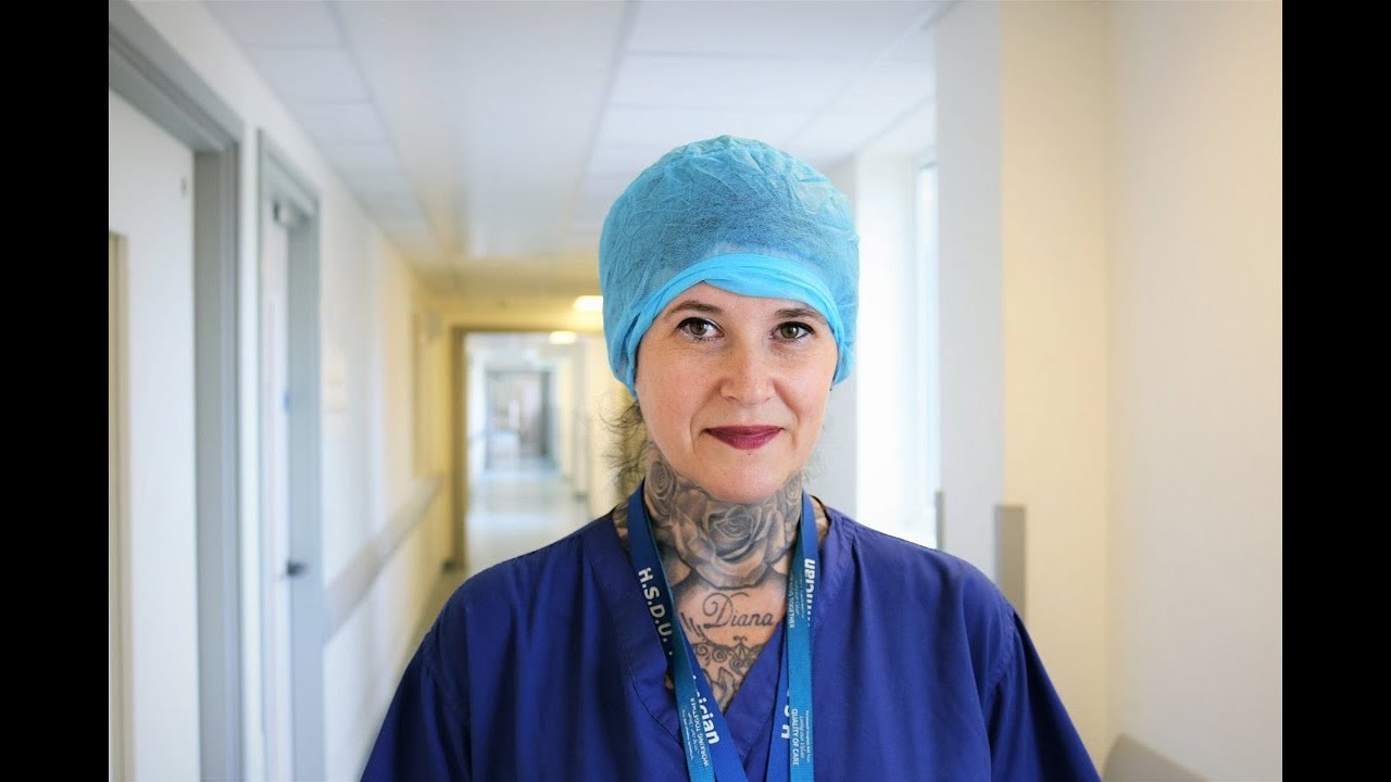 Sandra Valence At Portsmouth Hospitals NHS Trust
