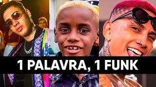 DESAFIO 1 PALAVRA, 1 FUNK (Nego Ney, Kevinho, Dynho Alves)
