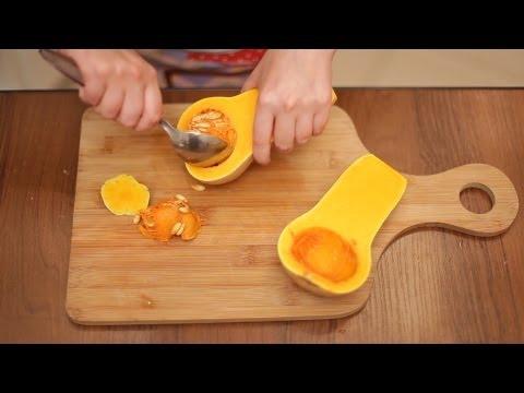 Рецепт Свежая еда - Простые и легкие блюда из тыквы