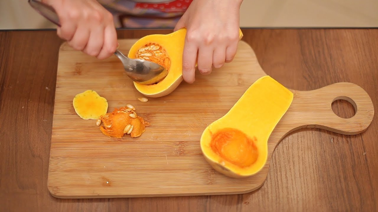Блюда из тыквы с фото простые и вкусные