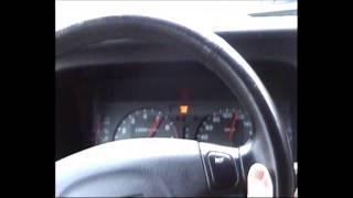 1998 Opel Monterey 3.5 V6 Sprint 0 - 180 km/h