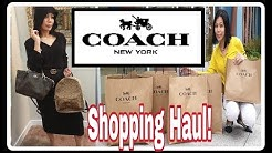 COACH Outlet Shopping | What's in the store | Shop with me July 2019