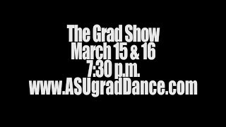 ASU Grad Dance Show