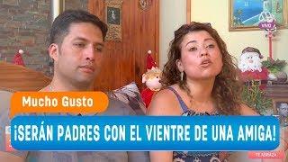 Mariana y Claudio sern padres gracias a vientre subrogado - Mucho gusto 2018