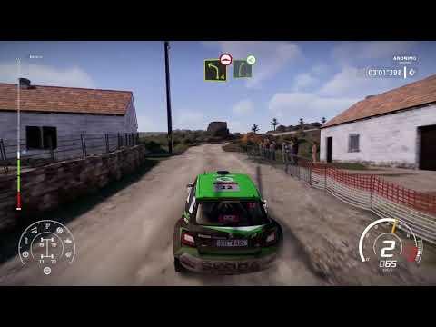 WRC 8 FIA World Rally Championship Portugal Second Day |