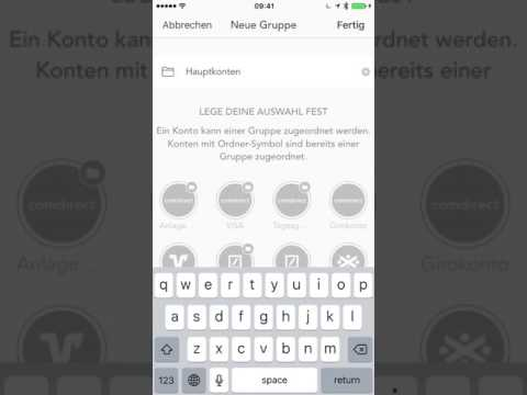 Outbank: Optimiere dein Personal Finance mit Kontogruppen (iPhone & iPad)