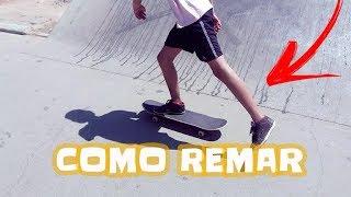 DICAS-COMO REMAR NO SKATE