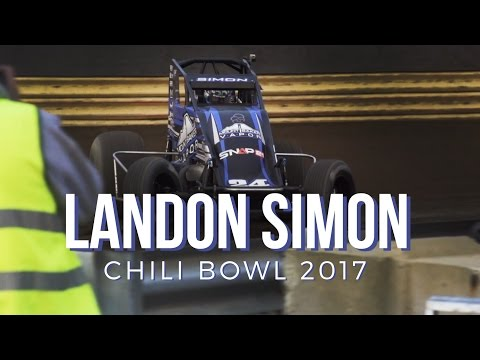 Mt Baker Vapor & Landon Simon CHILI BOWL 2017! - dirt track racing video image