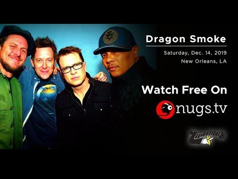 Dragon Smoke + Jarekus Singleton LIVE at Tipitina's 12/14/19