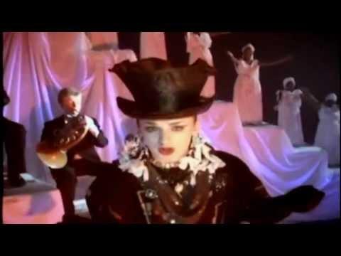 Culture Club - Victims (Video 1983)