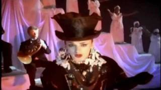 culture club victims video 1983