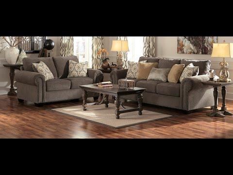 Chair Ottoman Set