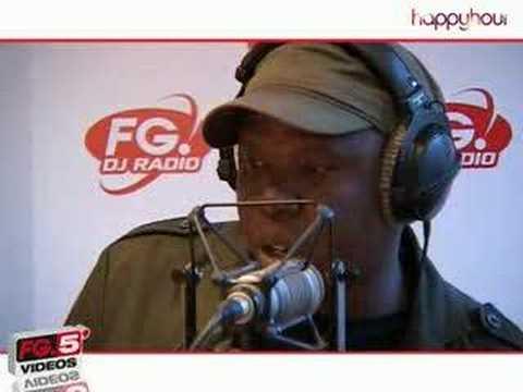 MAGIC SYSTEM EN INTERVIEW CHEZ  RADIO FG