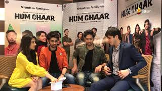 The Cast Of Hum Chaar In A Fun And Candid Conversation With UrbanAsian