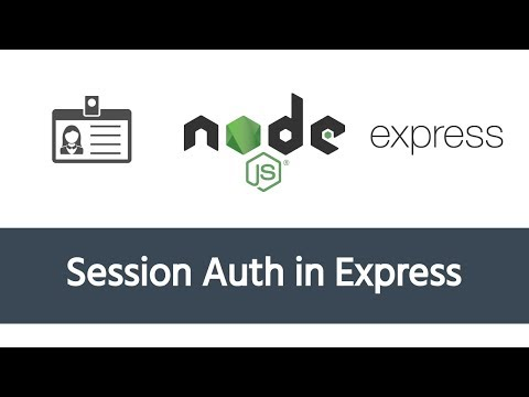 Session Authentication In Express