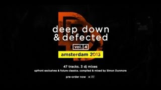 Deep Down & Defected Volume 4: Album Sampler