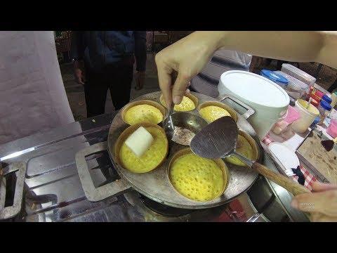 Indonesia Makassar Street Food 1766 Part.1 Martabak Terang Bulan Kuliner Pecinan YDXJ0325