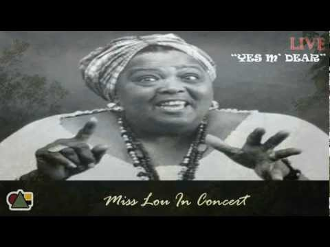 Miss Lou - Live In Concert (Special Edition Mix)