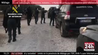 ????Noticia - Caen en Málaga dos organizaciones dedicadas al narcotráfico internacional