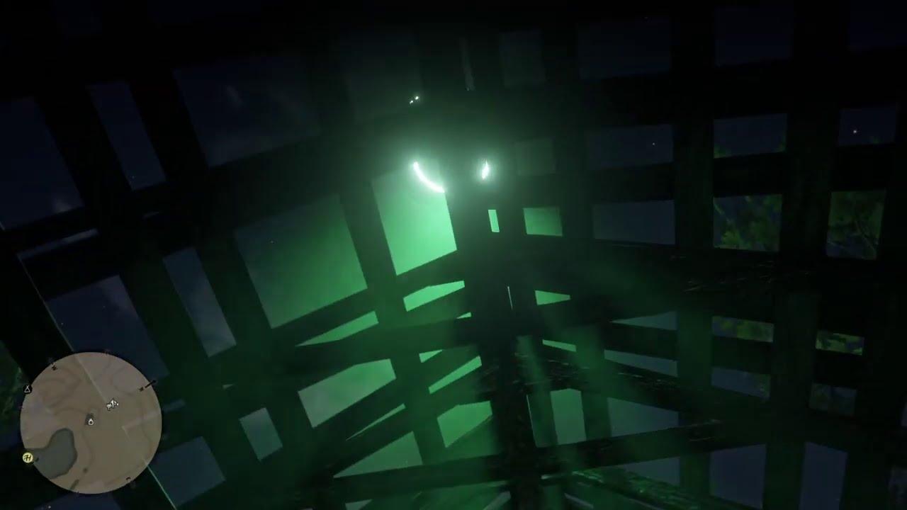 Red Dead Redemption 2*ps4,soucoupe volante